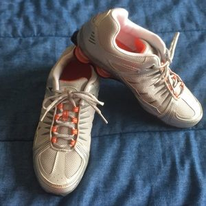 Women's Danskin size 11 athletic shoes